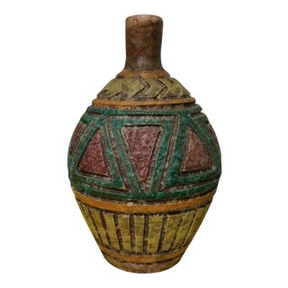 Bitossi Raymor Italy Lava Glaze Vase