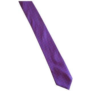 Vintage Silk Purple Liberty Tie