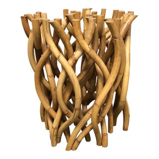 Palecek Driftwood Bundle Stick Side Table Base