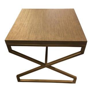 Artistica Home Edict Square End Table