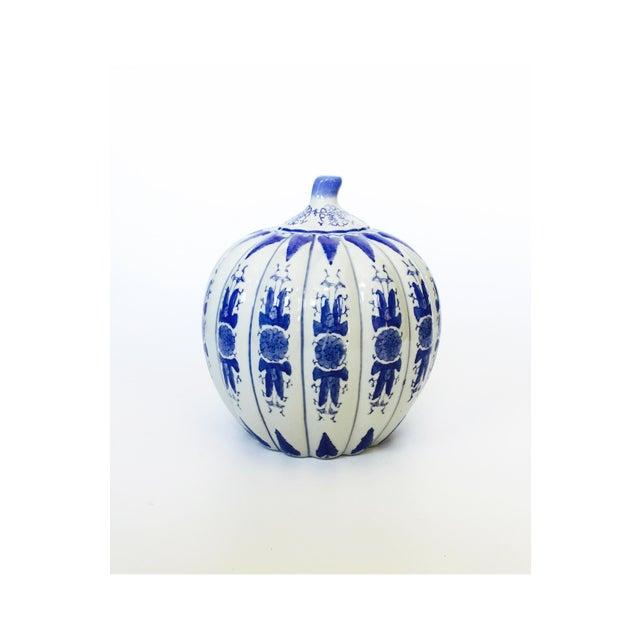 Vintage Blue & White Ginger Jar - Image 2 of 5
