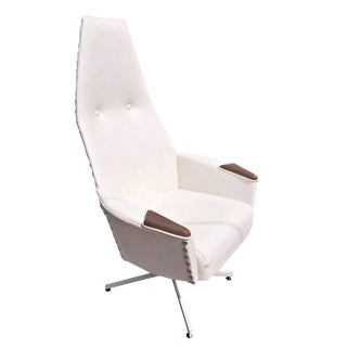 Adrian Pearsall High Back Lounge Chair