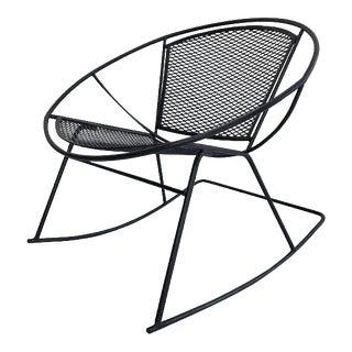 Mid-Century Salterini Radar Rocking Chair