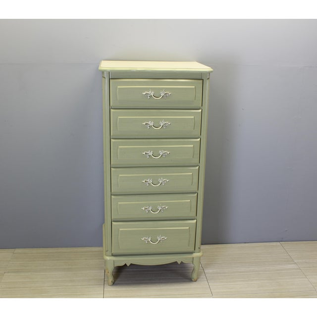Mid Century Lingerie Chest Of Drawers - Image 4 of 4