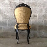 Image of Dining Room Chairs in Louis Philipe Style