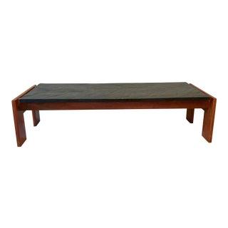 Adrian Pearsall Slate Top Coffee Table