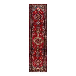 "Apadana - Vintage Persian Hamadan Rug, 2'2"" x 10'1"""