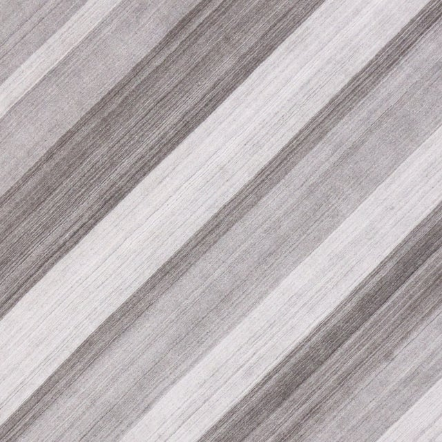 Modern-Style Gray Gabbeh Rug - 8′ × 10′ - Image 5 of 6