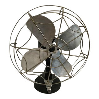 Industrial Vintage Eskimo Tabletop Fan