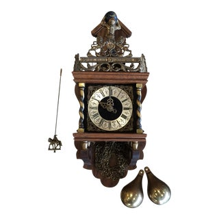 Antique Coo Coo Clock