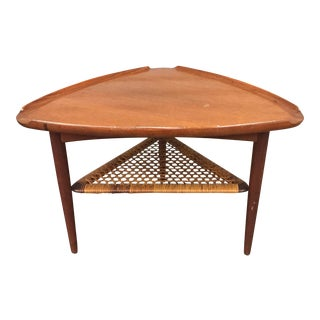 Mid-Century Danish Guitar Pick Table