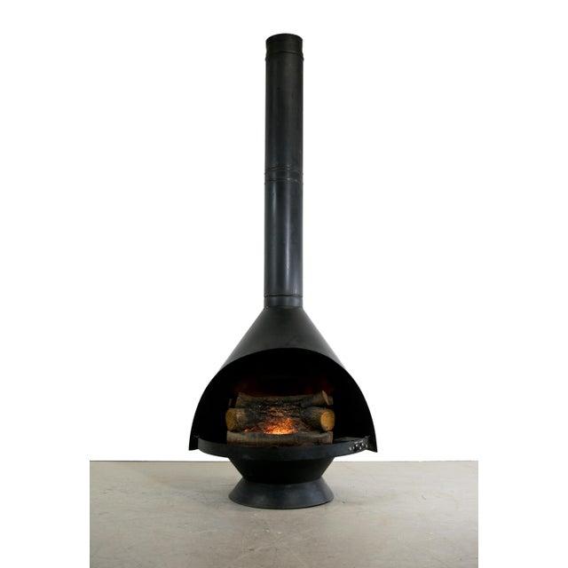 Mid Century Modern Malm Fireplace 1960s Chairish