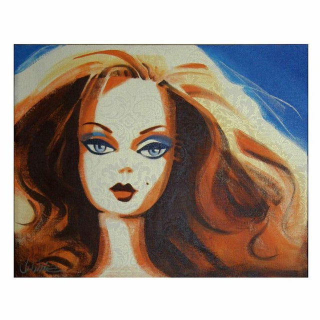 """Debbie Curtis """"Vision in Color"""" Painting - Image 1 of 2"""