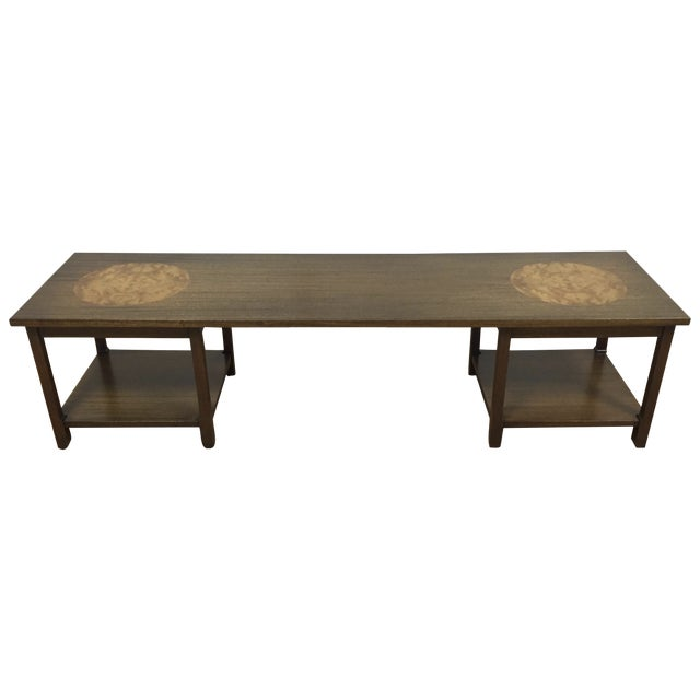 Edward Wormley for Drexel Perspective Coffee Table - Image 1 of 11
