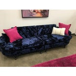 Image of Mid-Century Custom Upholstered Sofa (Final Markdown!)