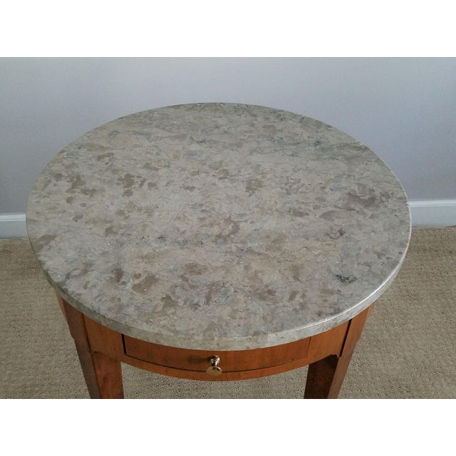 Baker Signature Bouillotte Tables - A Pair - Image 7 of 8
