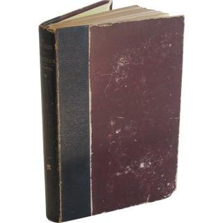 "Ik Marvel ""Reveries of a Bachelor"" 1884 Book"