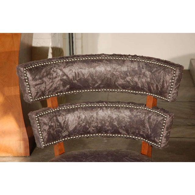Paul Marra Klismos Style Chair - Image 4 of 8