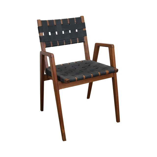 Knoll Studio Jens Risom Mid Century Arm Chair - Image 1 of 10