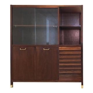 Restored Mid-Century American of Martinsville Display Cabinet