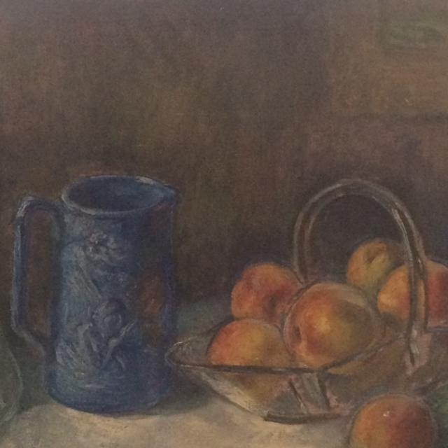 Ester Kee Oil Painting - Image 5 of 7