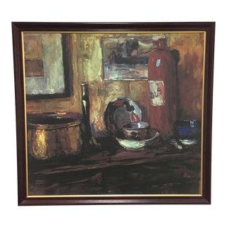 Armin I.M. Original Oil Painting