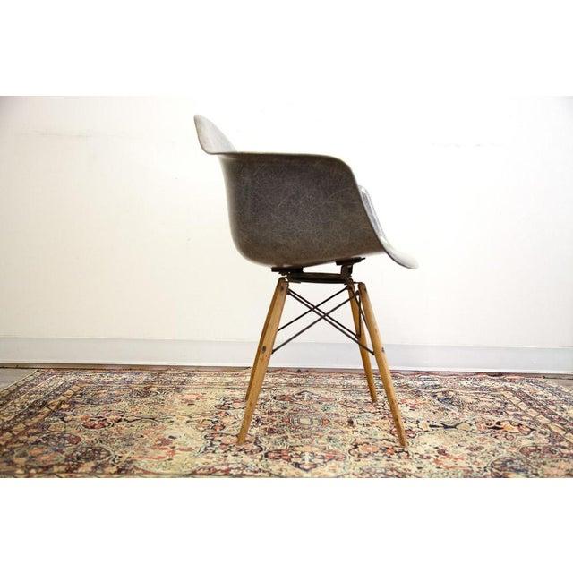 Eames Rope Edge Seng Swivel Chair Chairish