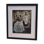 Image of Jaime Palacios Framed Mixed Media Modern Artwork