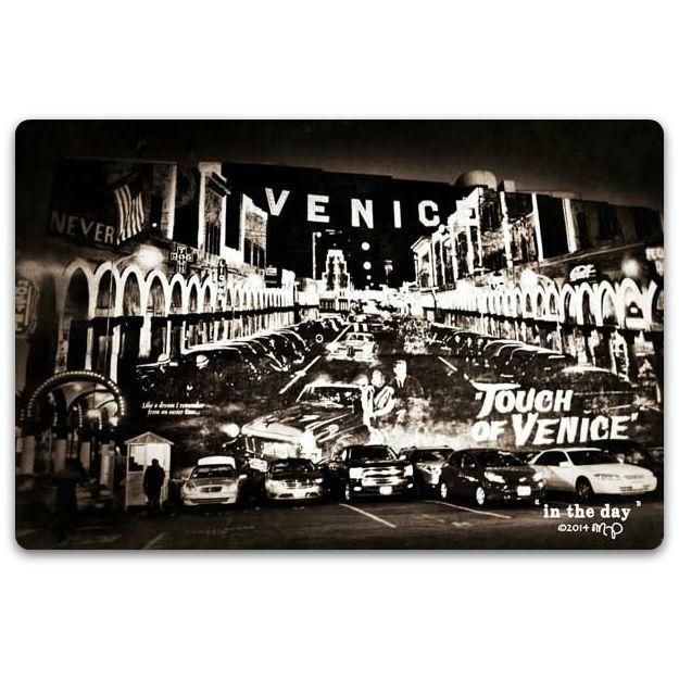 Image of In the Day - Venice Beach Art