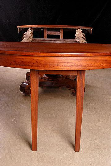 Marvelous Brown U0026 Simonds Antique Mahogany Dining Table   Image 5 ...