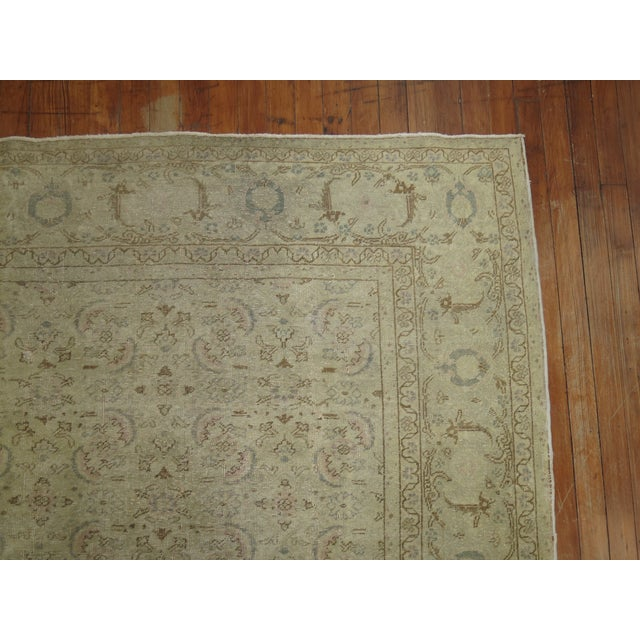 Vintage Turkish Rug - 6'5'' x 9'5'' - Image 6 of 8