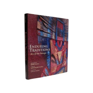 Enduring Traditions: Art of the Navajo Signed Book
