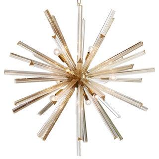 Customizable Italian Murano Glass Sputnik Chandelier
