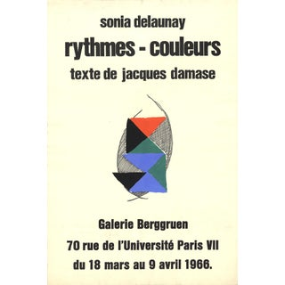 """""""Rythmes - Couleurs"""" by Sonia Delaunay"""