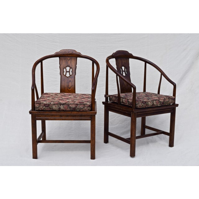 Henredon Chinoiserie Dining Room Chairs   Set of 6   Image 5 of 10. Henredon Chinoiserie Dining Room Chairs   Set of 6   Chairish
