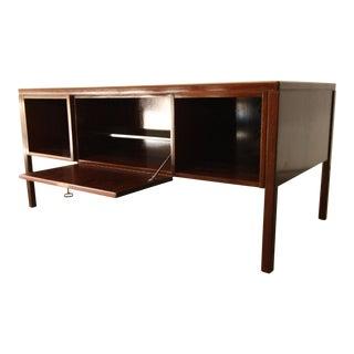 Mid-Century Danish Modern Rosewood Desk by Gunni
