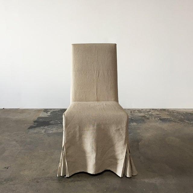 Maxalto Peplo Dining Chairs - 4 - Image 3 of 5