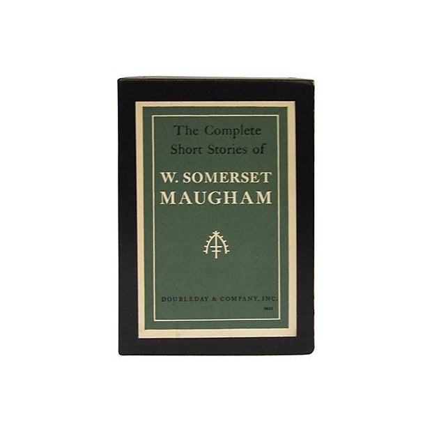 Somerset Maugham Short Stories- Set of 2 - Image 2 of 8