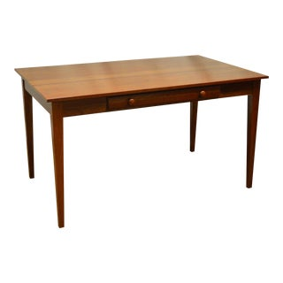 Ethan Allen American Impressions Solid Cherry Writing Desk