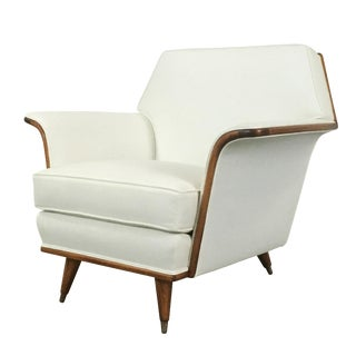 Vintage Art Deco Club Chair