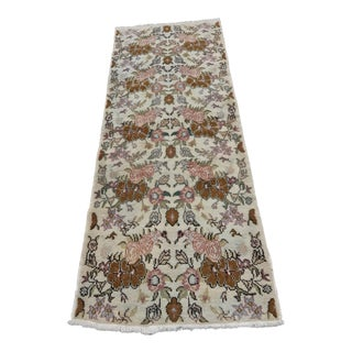 "Vintage Turkish Anatolian Runner - 2'8"" x 6'8"""
