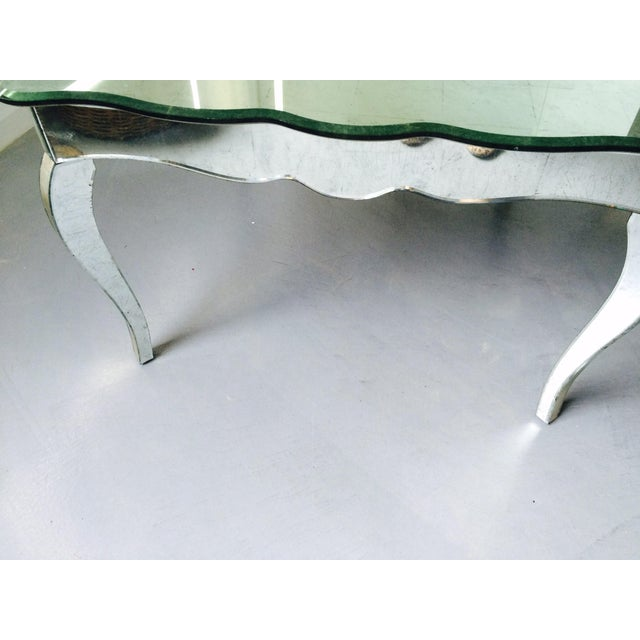 Drexel Mirrored Coffee Table - Image 3 of 10