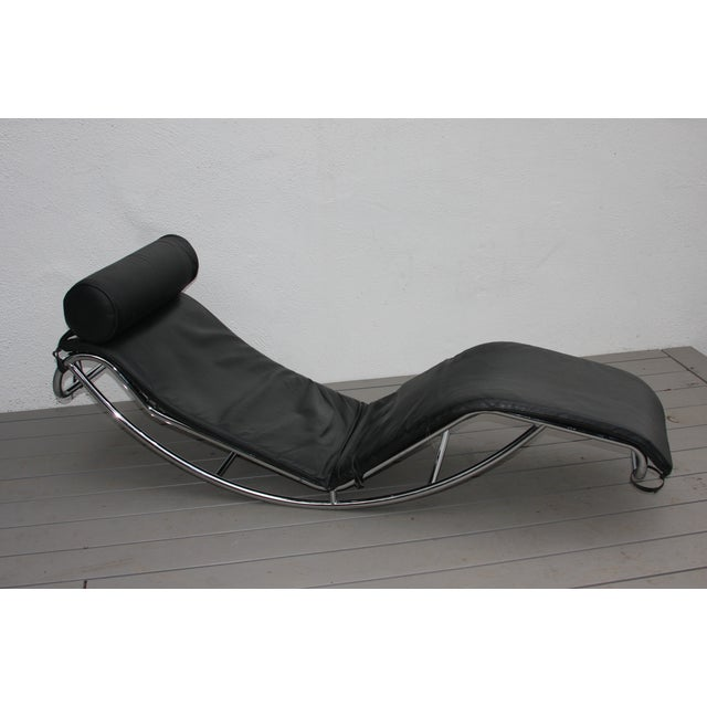 Le Corbusier Lc4 Style Lounge Chair - Image 3 of 3