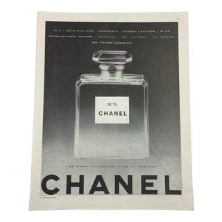 1960s Chanel Ad