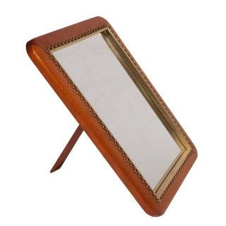 Mahogany Table mirror Att. Josef Frank