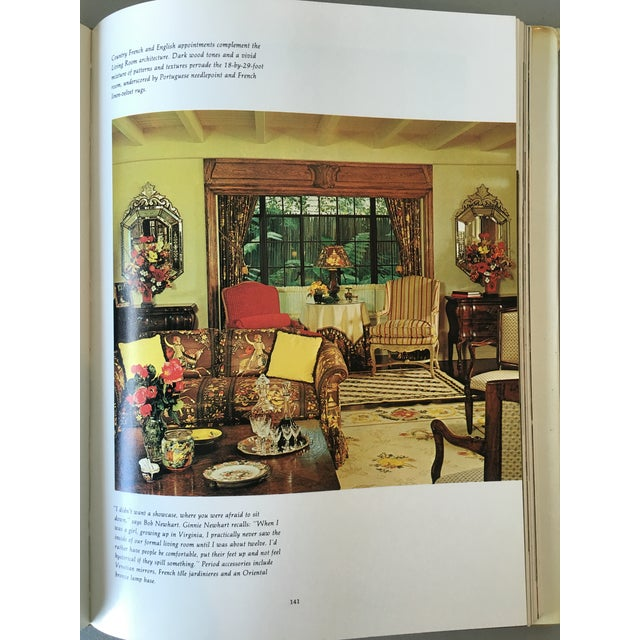 Architectural Digest Book: Celebrity Homes, 1st Ed - Image 7 of 8