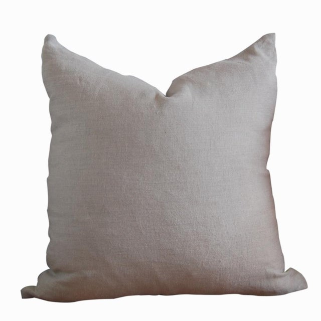 Image of African Denim Dokota Pillow