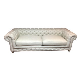 Brand New Restoration Hardware Kensington Upholstered Sofa