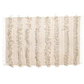 Moroccan Wedding Blanket - 4' x 6'
