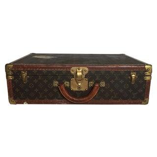 Louis Vuitton Trunk Suitcase Alzer W/Hanging
